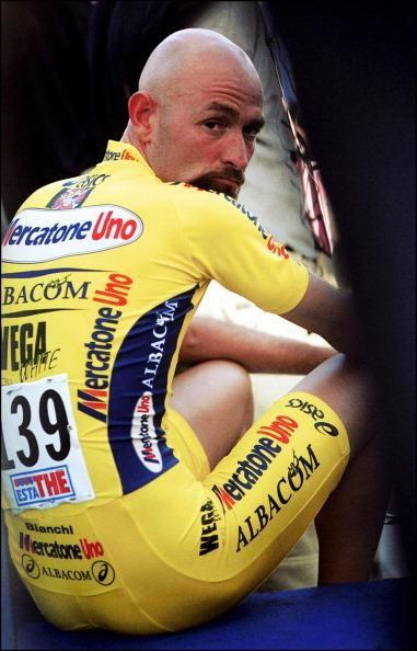 Marco Pantani ... a casual glance...
