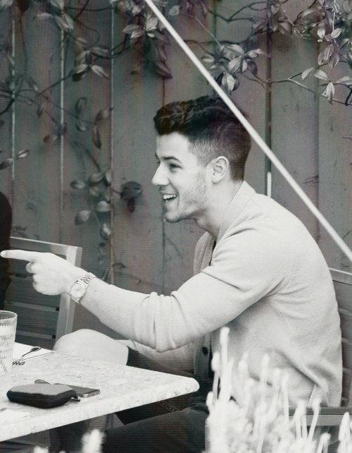 Nick Jonas - March 2014