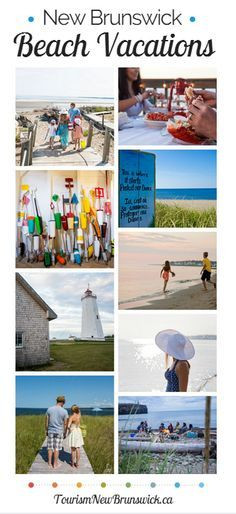 Love the salty air of the sea? Visit the sandy shores of New Brunswick and you'll be greeted by lighthouses, seafood and meandering boardwalks. Here are the best ways to plan your beach vacation in this amazing place.