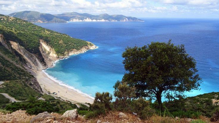 Kefalonia #Greece #Grekland #Island #Mediterranean #Ö #Medelhavet #Paradis #Paradise #Vacation #Travel #Semester #Resa #Resmål #Sol #Bad #Kefalonia #Beach #Strand