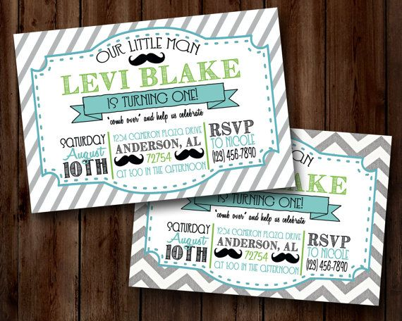 Best 25 Mustache party invitations ideas – Little Man Mustache Party Invitations
