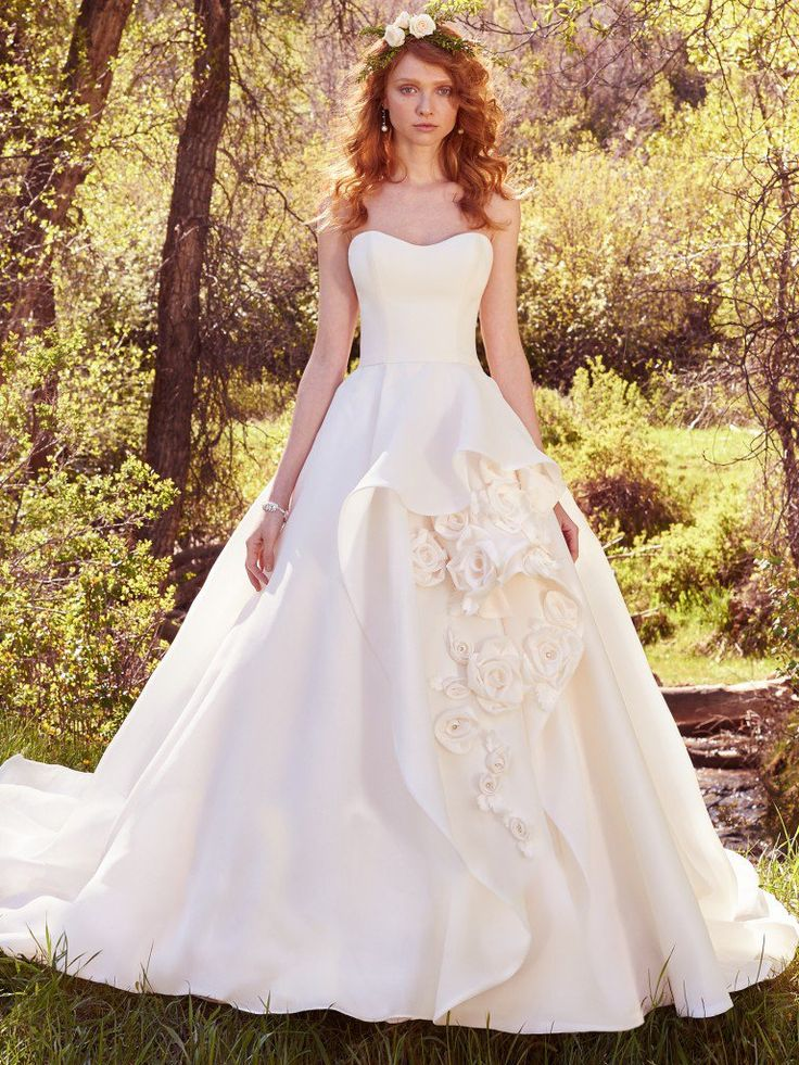 Best Bianca Wedding Dress Maggie Sottero