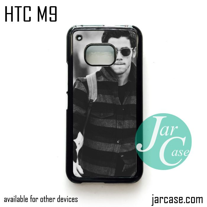 Nick Jonas 4 Phone Case for HTC One M9 case and other HTC Devices