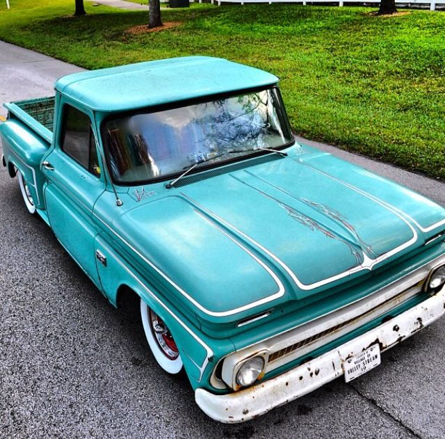 '66 Chevy C10..My dream truck..