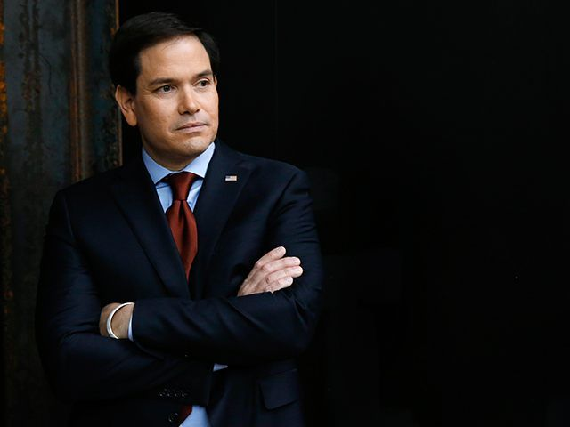 In an email to Marco Rubio's campaign, Crane challenges Rubio to meet so that ICE Officer Crane can present Rubio with his badge and his credentials.