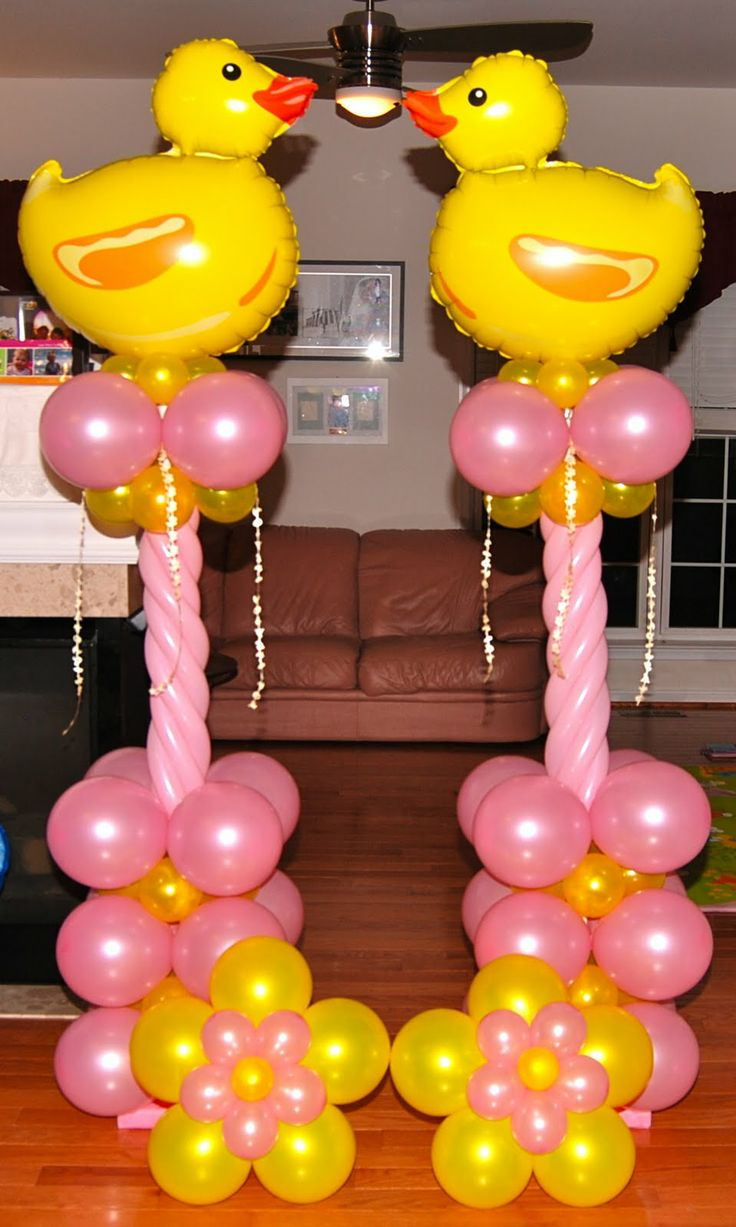 59 best Baby Shower images on Pinterest | Arches, Balloon ...