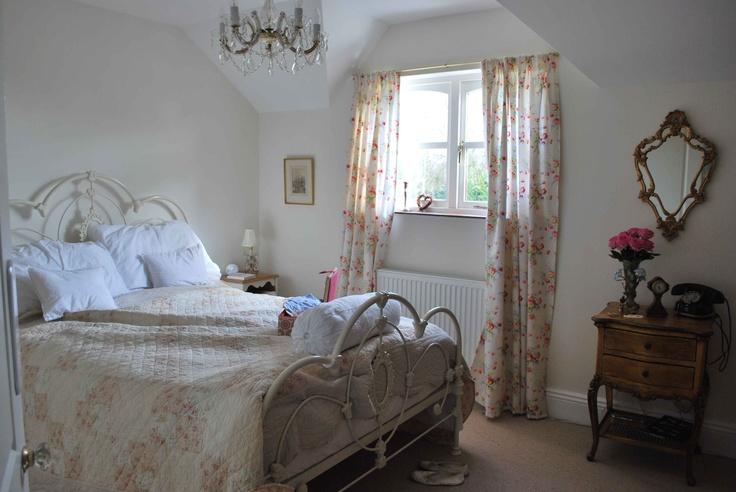 Bedroom In Farrow And Ball Pointing Whites Neutrals