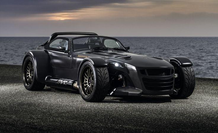 Donkervoorst D8 GTO-RS — современное воплощение стильного гоночного автомобиля из прошлого