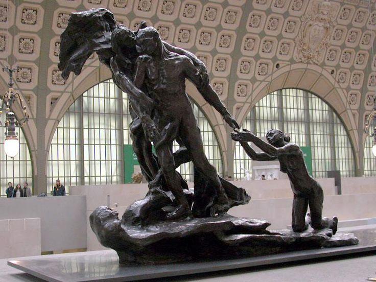 Camille Claudel. L'Age mûr. De echtgenote, de kunstenaar Rodin, de minnares, Camille Claudel.