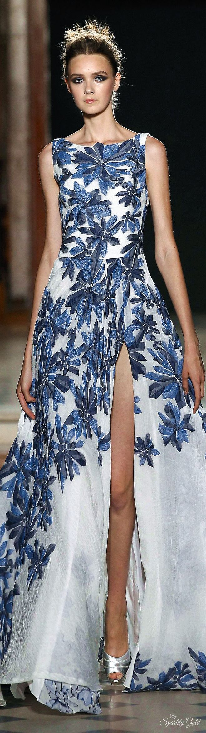 Tony Ward Fall 2015 Couture #noslit