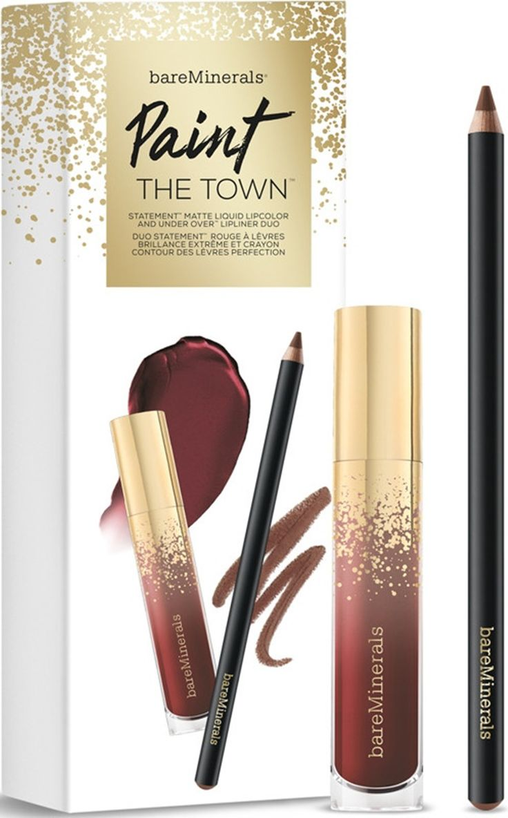 Bare Minerals Holiday 2017 Gift Sets and Palettes – Musings of a Muse