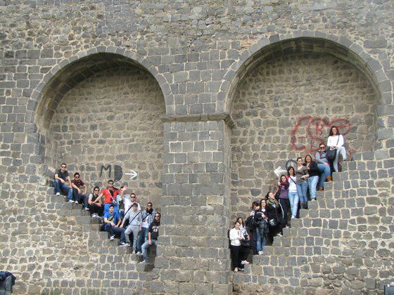 """""""Le mura di Diyarbakir"""" una #twitpic di gruppo dei turistipercaso FareFagotto dal #Kurdistan"""