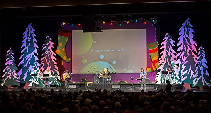 44 Best Images About Church Program Ideas For Christmas On: 13 Best Amazing Stages. Images On Pinterest