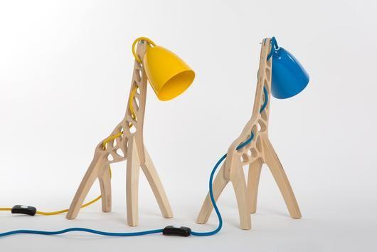 Unique high quality design table lamp for children