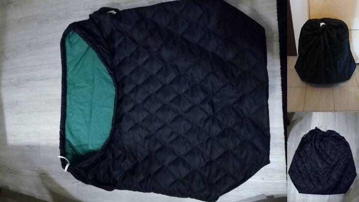 DIY Gate Check Stroller Bag, Travel stroller bag, Cestovní obal na kočárek