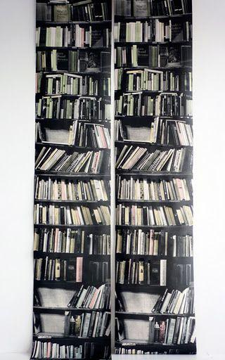 Genuine Fake Bookshelf( The Artist Collection) - deborah bowness