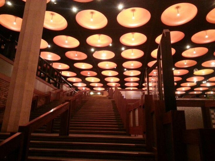 Baxter Theatre.. Cape Town