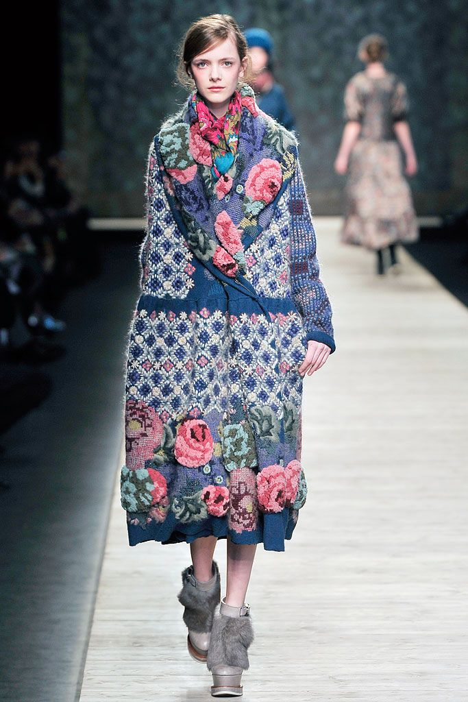 Fall 2009 Ready-to-Wear - Kenzo