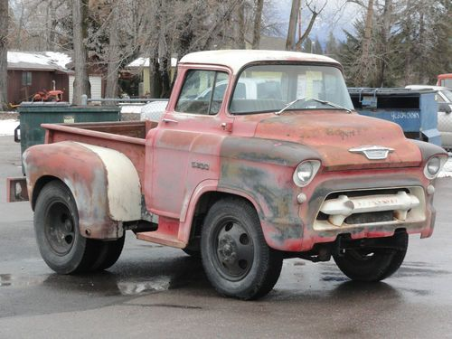 1950s Chevy pickup