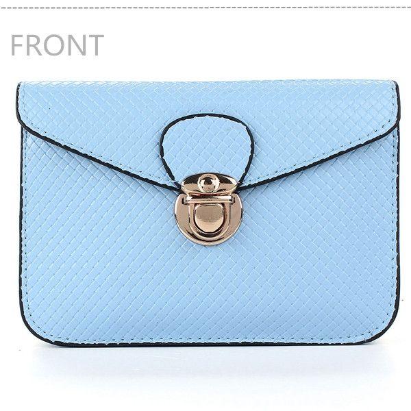 Women Mini Shoulder Handbag Wallet Crossbody Bag Clutch Bags - US$5.68  women  bags fashion