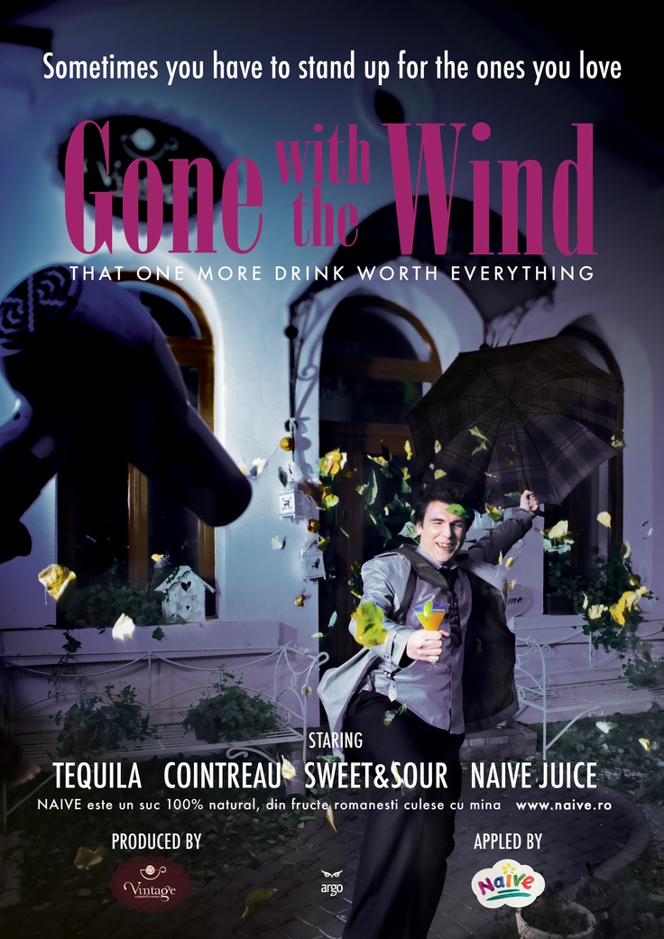 Gone with the wind - Vintage Garden and Lounge