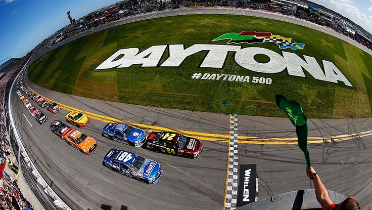 Hendrick Motorsports start 1-2-3 at the 2015 Daytona 500