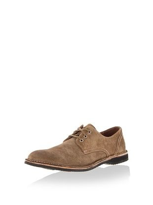 50% OFF Andrew Marc Men's Dorchester Oxford (Sand Stone/Deep Natural/Natural Leather)