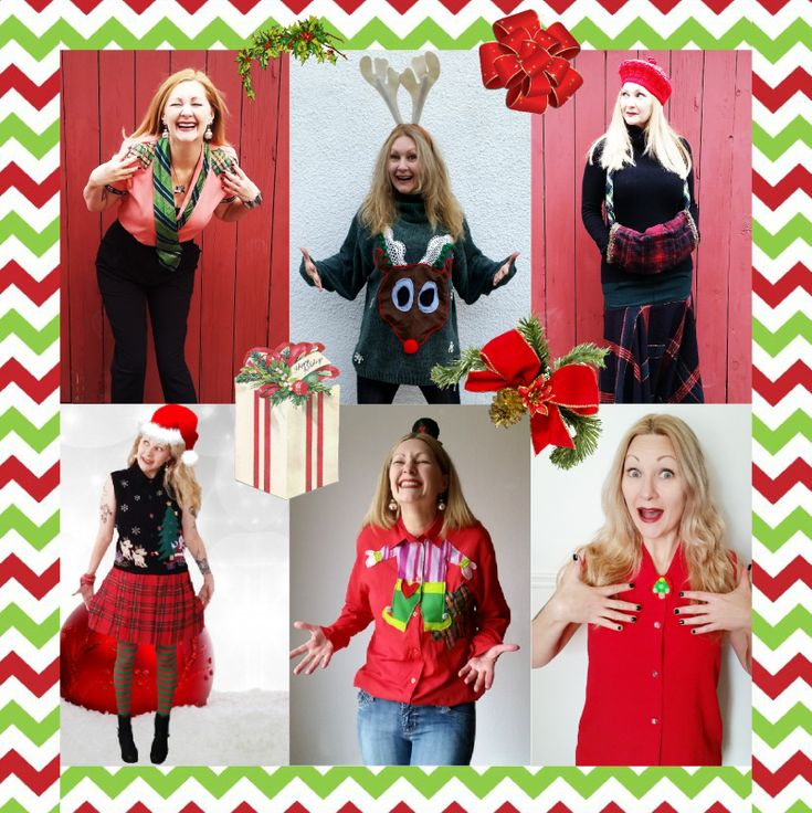 A few of my fave tutes for#Refashioned Holiday Wear for #ThriftyThursday - sift through your stash & let your refashionista imagination get making!