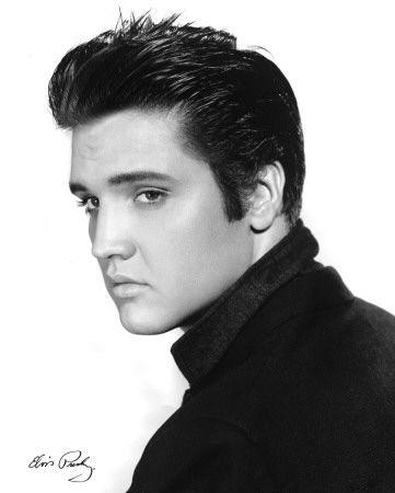 Elvis Presley - Portrait Posters sur AllPosters.fr
