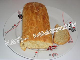 Bread in an hour!!! Πανεύκολο ψωμί σε μία ώρα!!!
