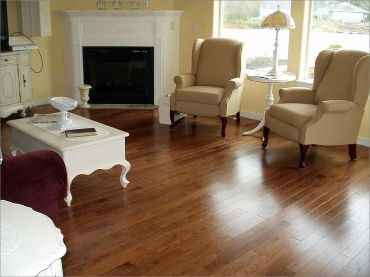 Builddirect Hardwood Flooring Stained Red Oak Flooring