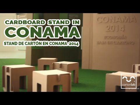 Ministerio Medio Ambiente CONAMA 2014 CartonLab.