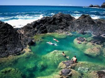 Tutukaka CoastMermaid Pools on the Tutukaka Coast  Tutukaka Coast - Pacific playground to ocean-lovers & land-lovers alike.