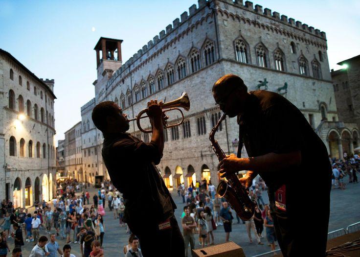 Steve McCurry - Music - Perugia, Italy