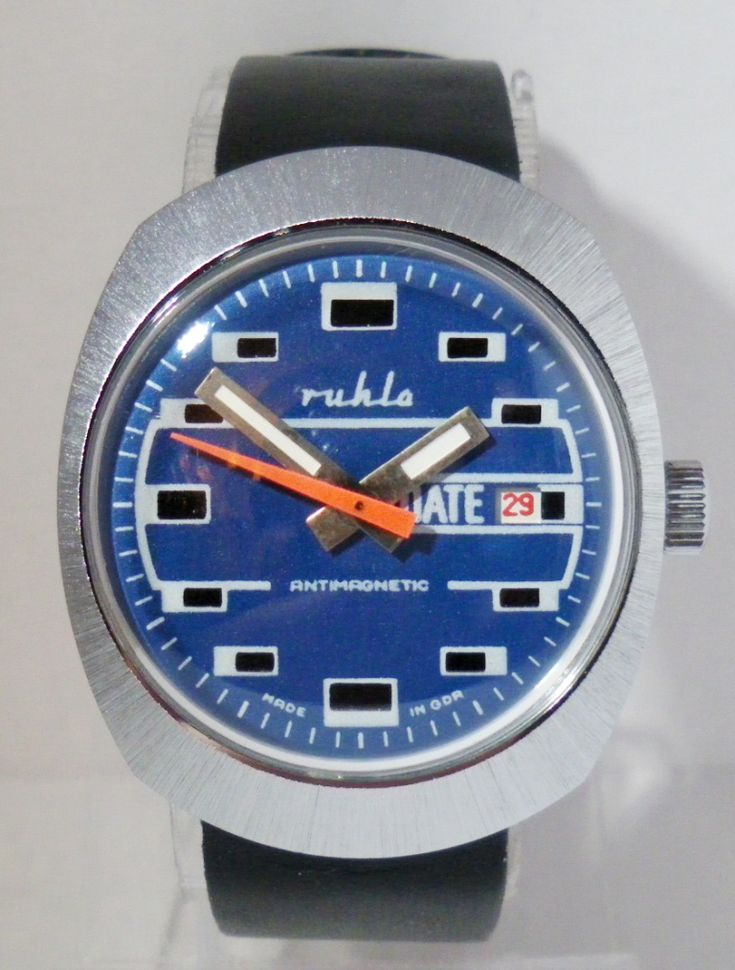 Watches 9 | Ostalgie-Ruhla Watches of the GDR