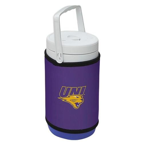 Northern Iowa Panthers Ncaa Rappz 1/2 Gallon Cooler Cover