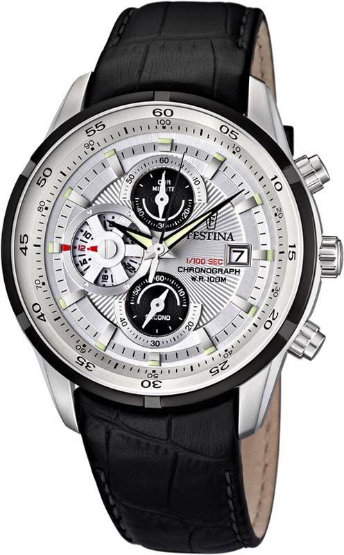 Festina Sports Sport Chrono Black & White F6821/1