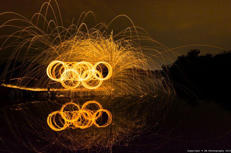 Team GB Olympic Gold by Sean B