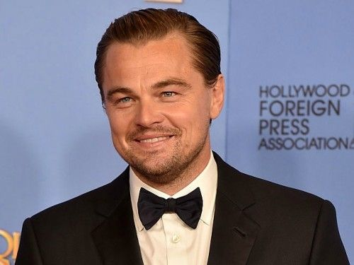 Leonardo DiCaprio just cleared up that whole Lady Gaga weird look thing