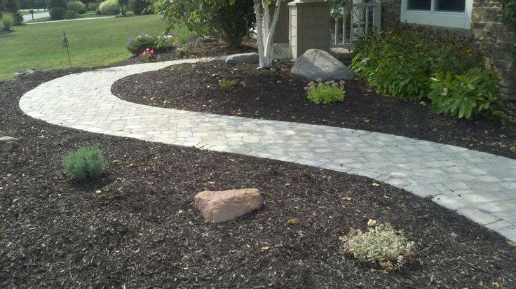Inexpensive Landscaping Bricks : Inexpensive pavers for walkway new brick paver walkways and patios
