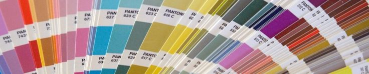 Tabla de códigos Pantone y RGB - Logorapid