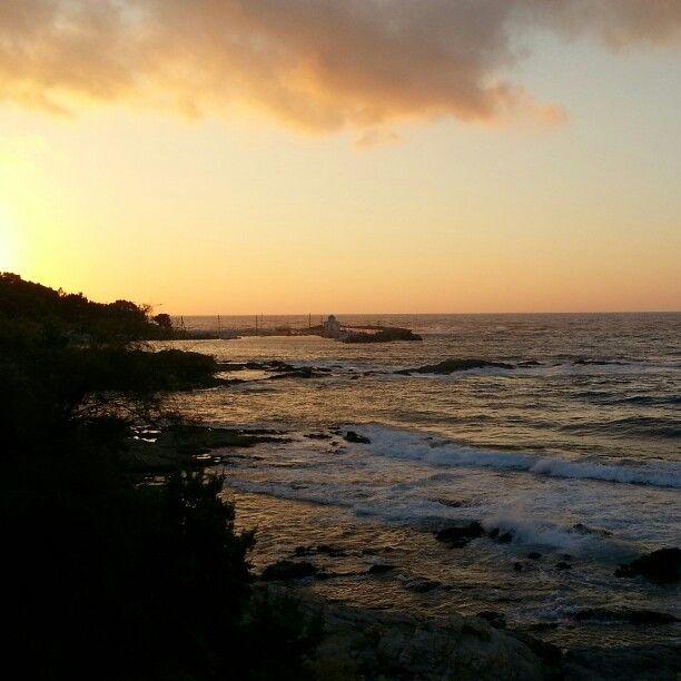#gialiskari #ikaria #sunset