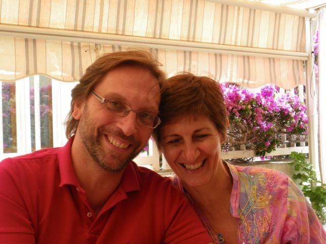 Host family Italy, Rome - homestay host Alessandra and Gennaro