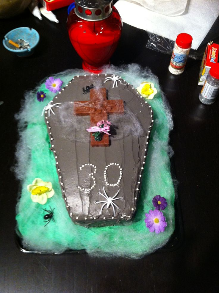Homemade halloween birthday cake ideas 5945 home made hall for Easy halloween cakes to make at home