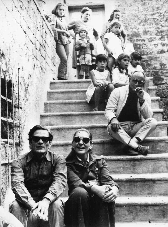 Pasolini and Callas