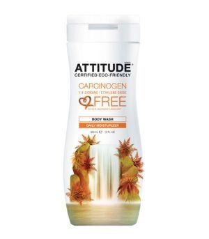 Gel de dus bio, hidratare zilnica, 355 ml, Attitude - Sabedoria