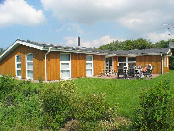 Poolhaus 686 in Gunhildsvej 39, Vestervig, Dänemark
