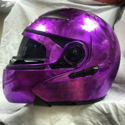purple motorcycle helmets (27)