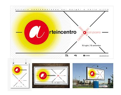 """Check out new work on my @Behance portfolio: """"Arte in centro"""" http://be.net/gallery/49182853/Arte-in-centro"""