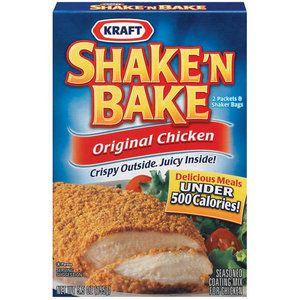 Kraft Original Chicken Shake 'N Bake! #vegan Great for coating your tofu or seitan!